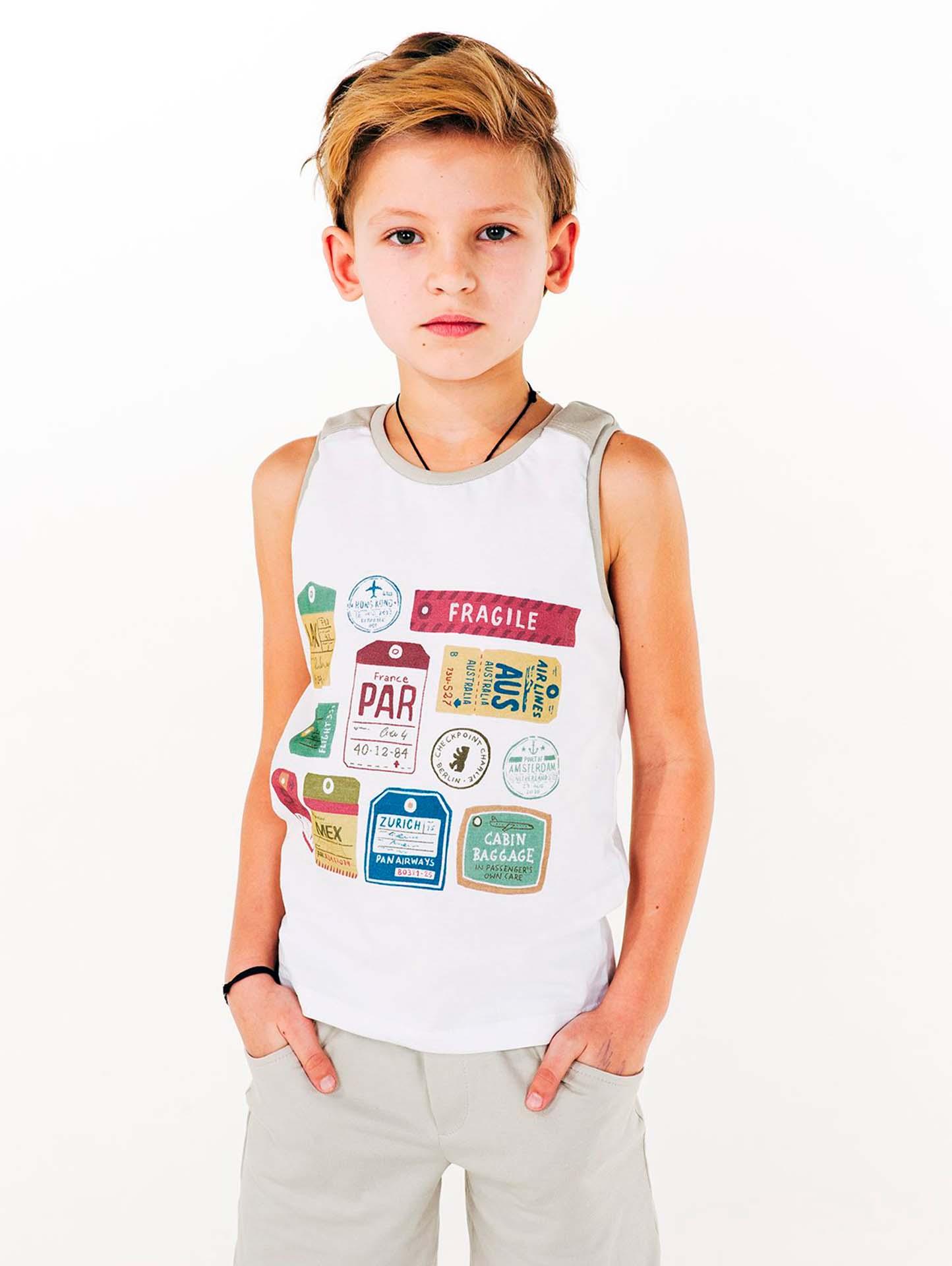 3286d03308638a Одяг для хлопчиків: Футболки   Top Shelf   Купити футболку для ...