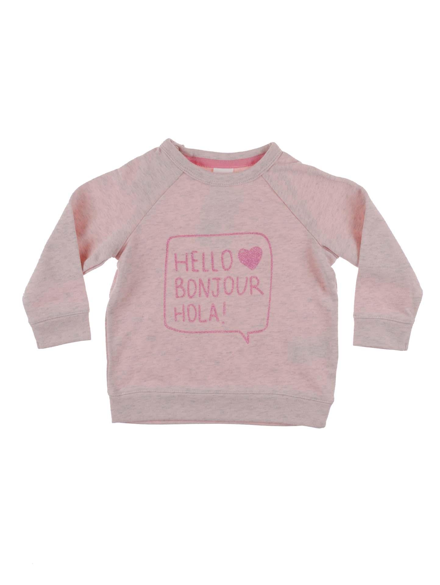 Купити Теплий рожевий светр H M  ef42b46484db4