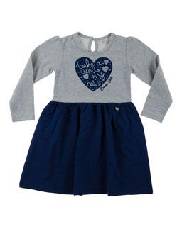 7b4884ca69d5ccf Купить Трикотажное платье для девочки | Top Shelf | Интернет-магазин ...