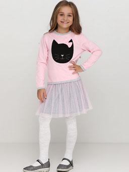 e6d566bf3cf0377 Купить Платье с фатином | Top Shelf | Интернет-магазин детской ...